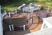 Composite Decks / by DIY Home Center