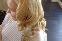 Blowout's / Voluminous, smooth, straight, curly, beachy, or soft waves. What's your style?