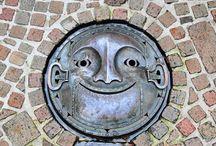맨홀 뚜껑