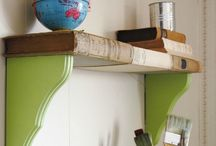 Shelving / by Claudia Boling