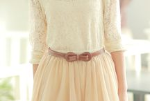 Fashion / Cute outfits / by madison