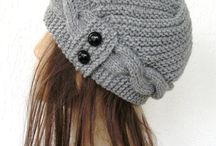 Hats / Knit and crochet