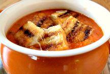 soups / by Jessie Jury