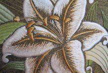 цветы ,вышивка