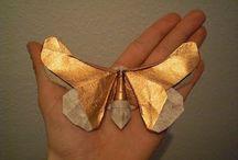 origami mariposas