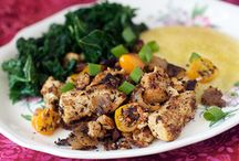 Vegan and Vegetarian Meals  / by Shannon Kumor