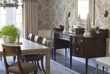 Dining room and living room / by Dawn Williams