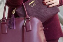 Pantone Colour of the Year: Marsala / by butter LONDON