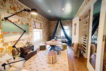 Quarto de criança - kid's room / We love design: Referências de decoração para quarto das crianças.