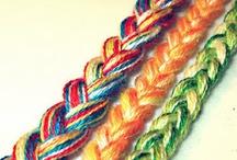 Friendship Bracelets  / by Denise Blackburn