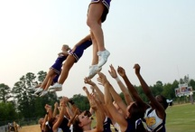 Cheer moves / by British Cheerleading Association
