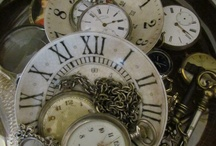 Clocks  / by Georgette Vining