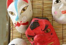 Juguetes tradicionales japoneses