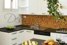 Relooking CUCINA Appartamento MARE ~ Kitchen RELOOKING Seaside APARTMENT