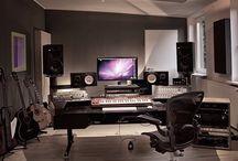 Stúdió belsők