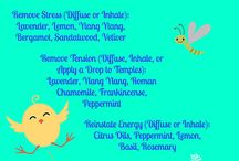 Fatigue {Essential Oils} / Give yourself a boost with essential oils! / by Shanti | Life Made Full
