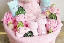 kraampakket roze