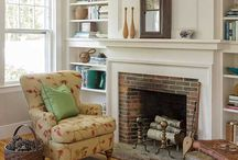 Farmhouse Style / by Adrienne Stamback