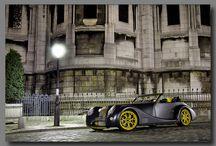 Belles voitures