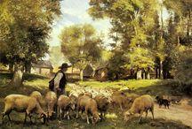 Çoban ve Elma Ağacı
