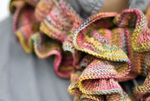 projects for sock yarn / by Krista Lahner