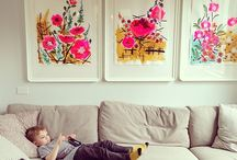 Art for the Home / by Ruth Potgieter