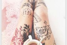 Tattoos / by Emmeray Rose