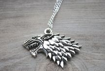 Game of Thrones / Game of Thrones cool items you can find. #gameofthrones #necklace #toys