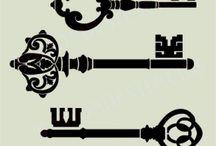 Ключи / las llaves