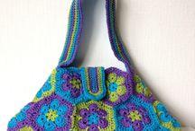Crochet Bags/purses