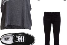 Style Board / Mostly teenager clothes