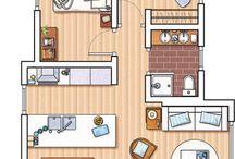 Średnie mieszkania