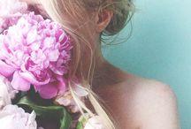 Flowers & People