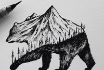Illustrations / drawing art