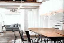 Interiors: Dining rooms
