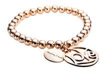 rose golden jewelry pieces / rose golden collection by strawberry & cream roségoldene Schmuckstücke von strawberry & cream