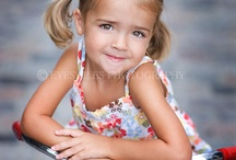 Amaya's  4 year pictures / by Steph Heshmaty
