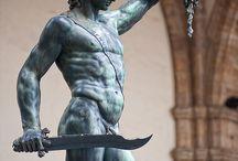 Perseus tattoo ideas