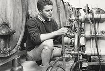 Istoria Villa Maria- de la un singur om la un brand global, in doar 50 de ani / In 1961, la doar 21 de ani, George a inchiriat 5 hectare de teren de la tatal sau Mangere, Auckland si a inceput cu doar un hectar de vita de vie. A recoltat primii struguri in 1962 si a facut primul vin sub numele de Villa Maria in 1962.