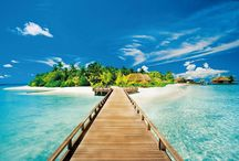 Amazing places to travel