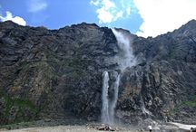 En Gavarnie, la cascada más alta de Europa