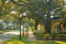 Select Escapes: Southeast US / Wonderful places to find your way to.