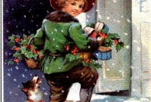 Vintage Christmas / by Santa Claus Christmas Store
