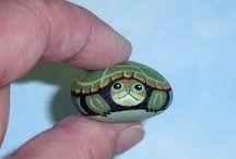 tortuga en piedra