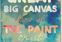 Art File / Creative Quotes / by Diane K. Ryan