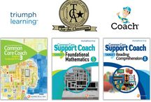 Teachers Love Coach / by Triumph Learning