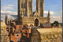 Lincolnshire / My county places to visit