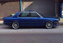 Driver's BMW