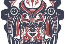 haida tattoo design