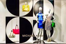Windows Displays by Michael Kors